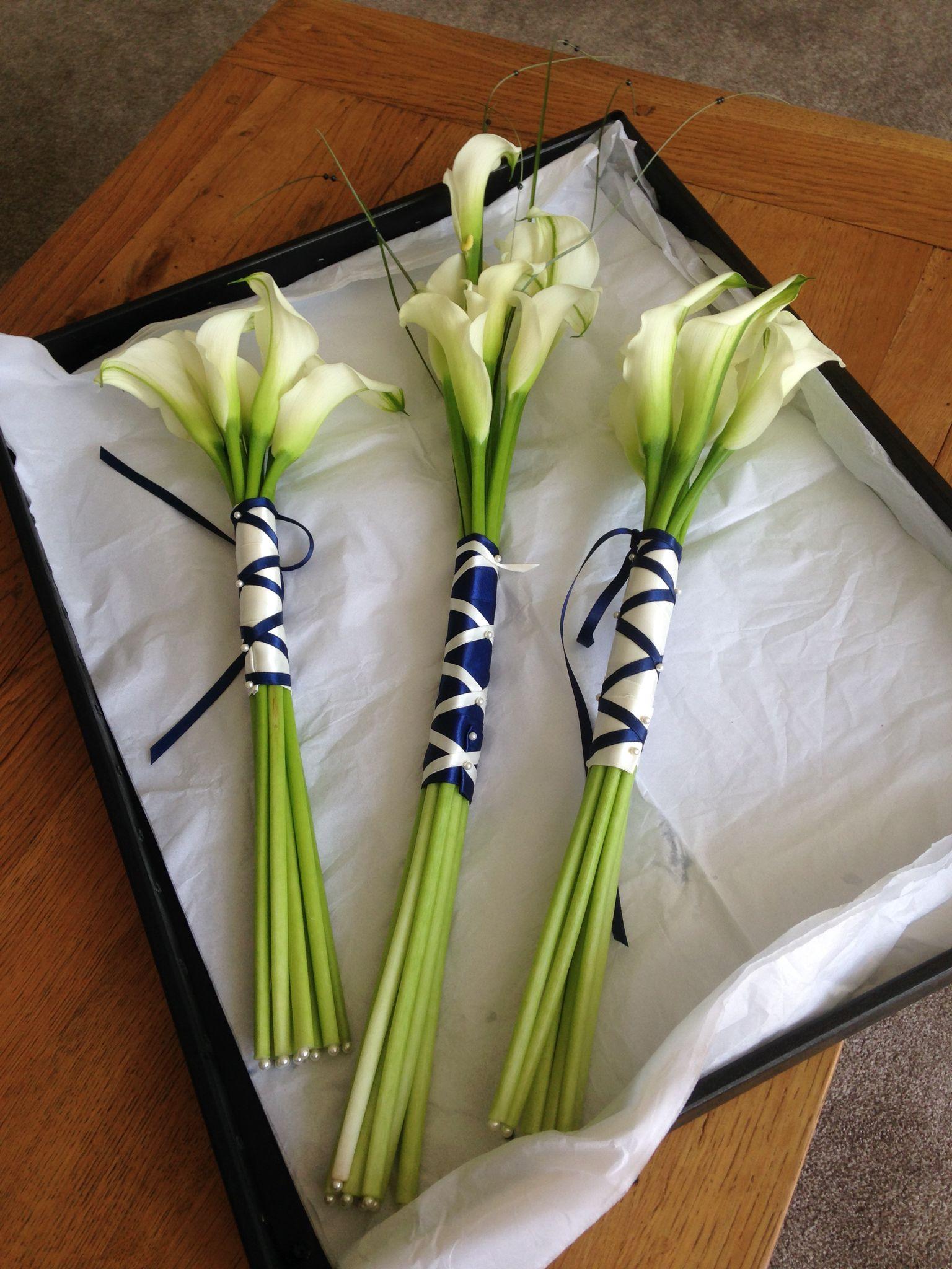 Calla lily bouquets Calla lily bouquet, Calla lillies