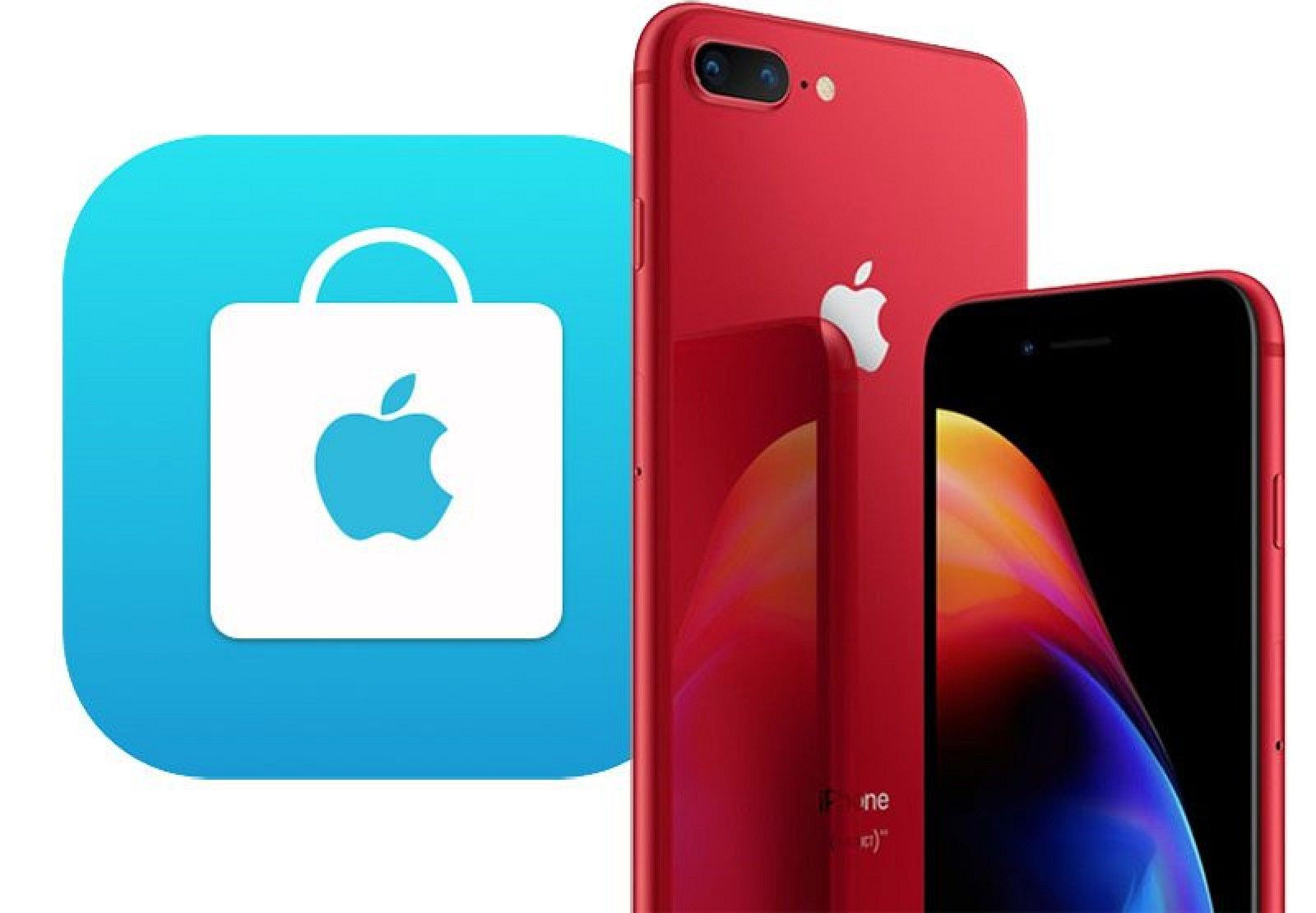 (PRODUCT)RED iPhone 8 and iPhone 8 Plus Now Available to