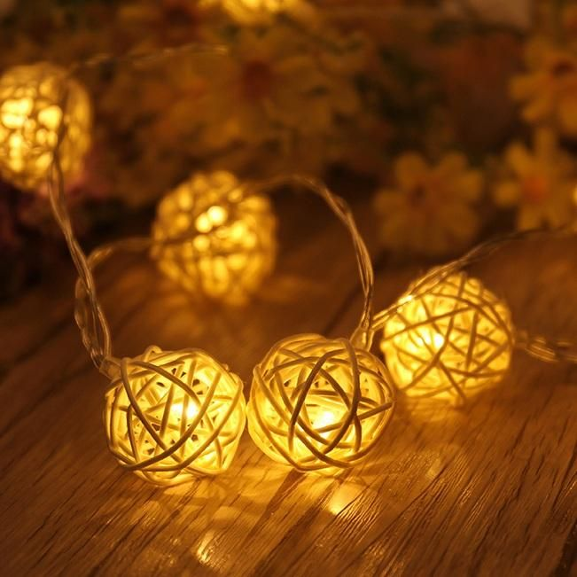 Cheap String Lights Pleasing 2010 Led Lights Christmas Decoration For Home Warm White String Design Inspiration
