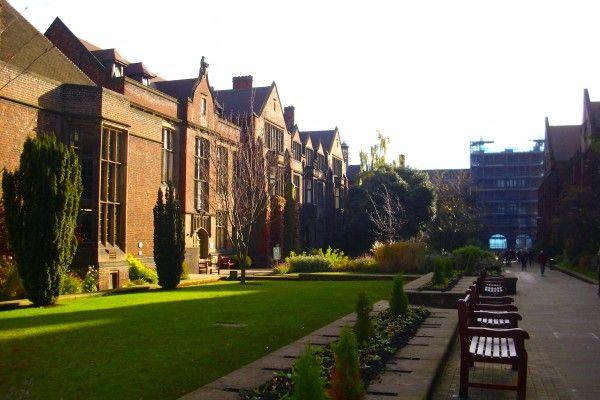 Campus Uni Newcastle upon Tyne