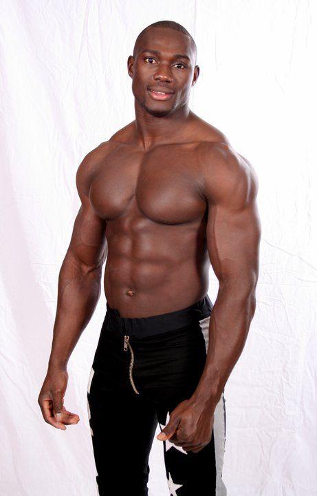 sexy black men pictures ibrahim fofanah physical