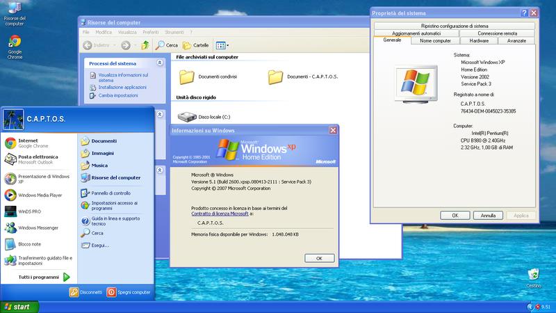 Come tutti sanno Windows XP non riceverà più gli aggiornamenti a partire dall'8 aprile 2014, ma non è chiaro a tutti cosa significa e cosa si può fare. Iniziamo col dire che Windows XP continuerà a funzionare solo che non riceverà più gli aggiornamenti di Windows Update. Cosa vuol dire che non si riceveranno più gli aggiornamenti? Quali rischi comporta? Quali sono le possibili soluzioni. Qui cerchiamo di dare alcuni consigli sulle possibili soluzioni che possono essere adottate.