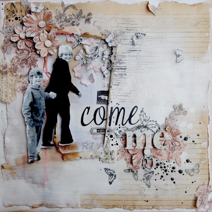 Layout: come with me