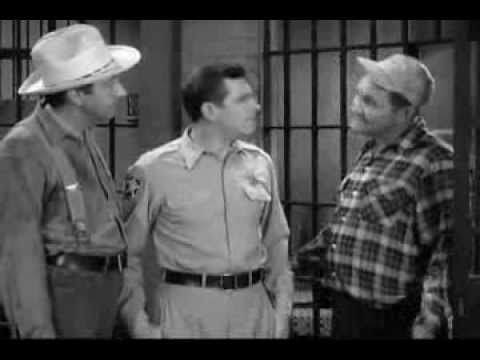 """The Andy Griffith Show S2 E12 """"Sheriff Barney"""""""