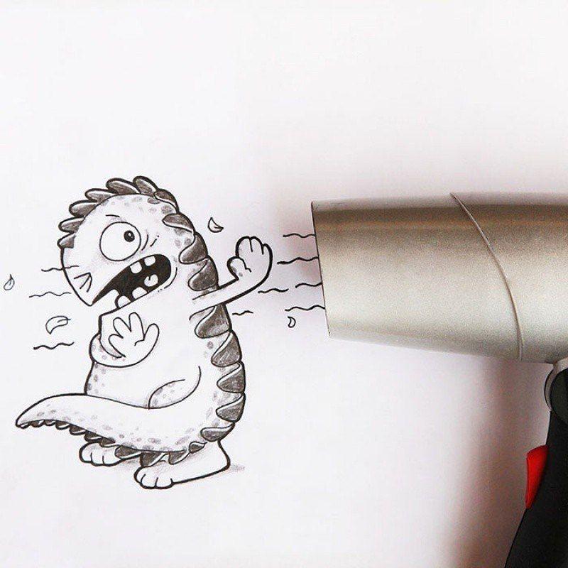 Поздравления организации, рисунки карандашом смешные видео