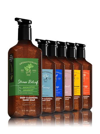 Aromatherapy Essential Aromatherapy 6 Pack Deep Cleansing Soap