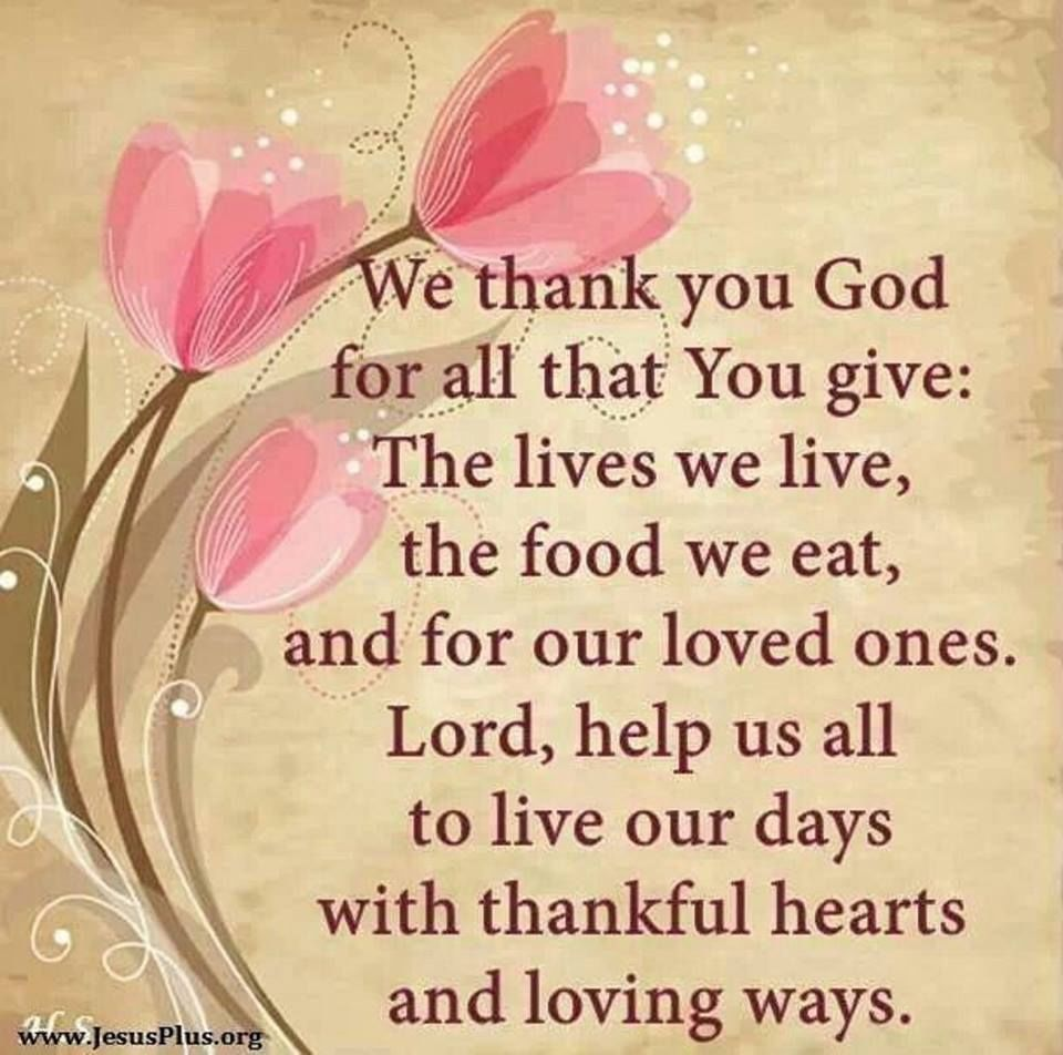 Religious Quotes About Life Thank You For All That You Give Life Quotes Quotes Positive Quotes
