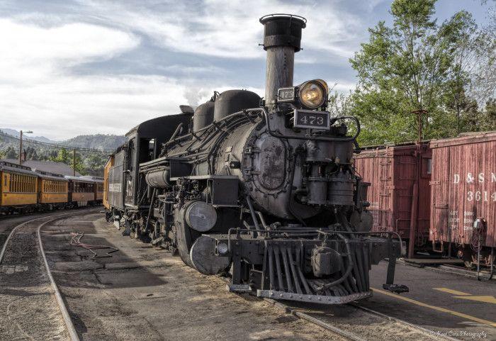 9. Durango Silverton Narrow Gauge Railroad
