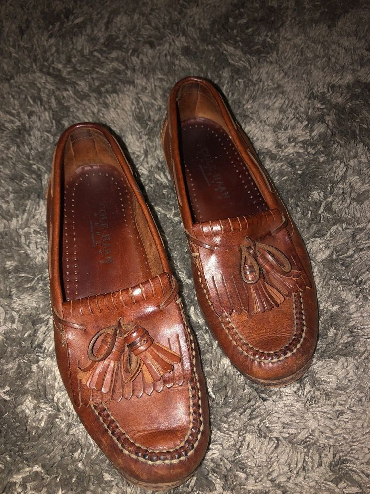 64f9d5eb734 Mens Cole Haan Country Loafers. Nice Leather Tassel Sz 10.5  fashion   clothing  shoes  accessories  mensshoes  dressshoes (ebay link)