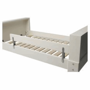 Ikea Vikare Childrens Extendable Bed
