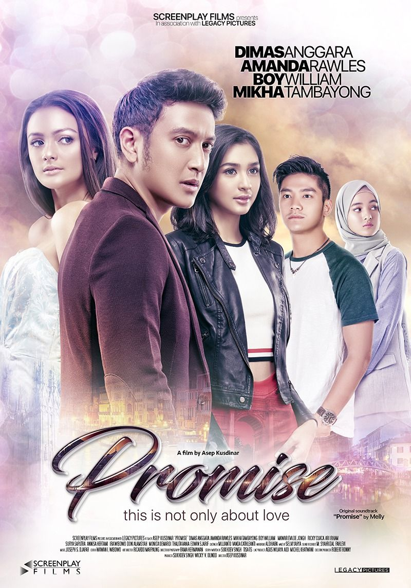 Return to the main poster page for Promise (2 of 2) di