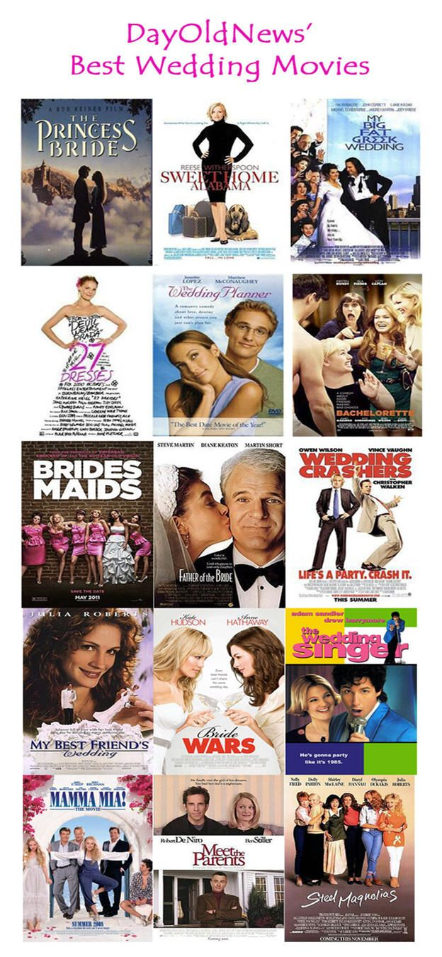 Best Wedding Movies.Saw This And It Reminded Me Of Michelle S Bridal Party Movie Night