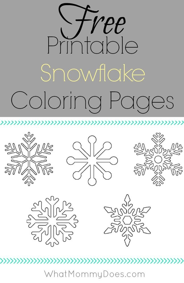 Look No Further For Coloring Sheet Activities On A Snowy Winter Day