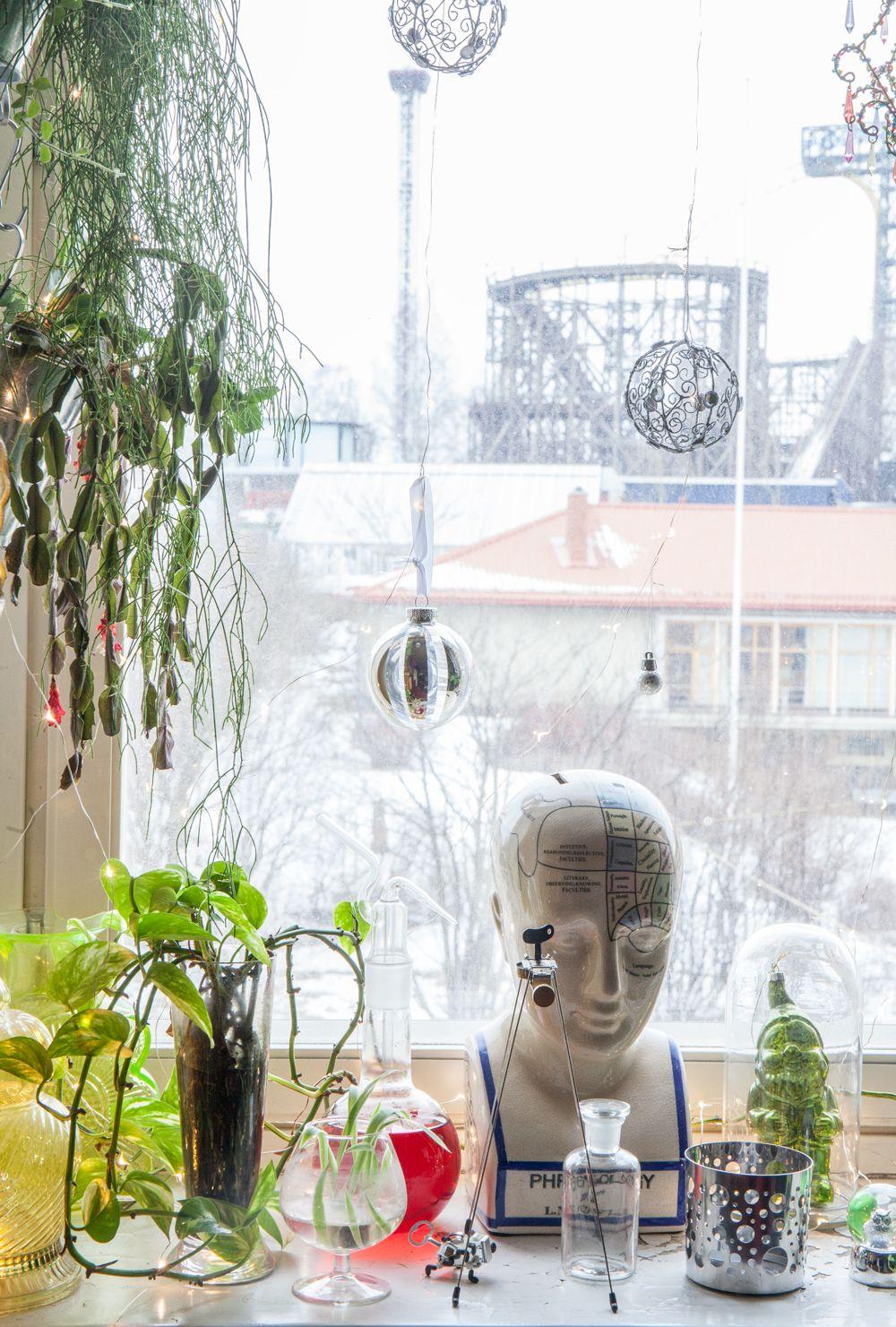 Kotona Kalliossa, osa 5- kuvasarja blogissa. Kuvat: Johanna Levomäki