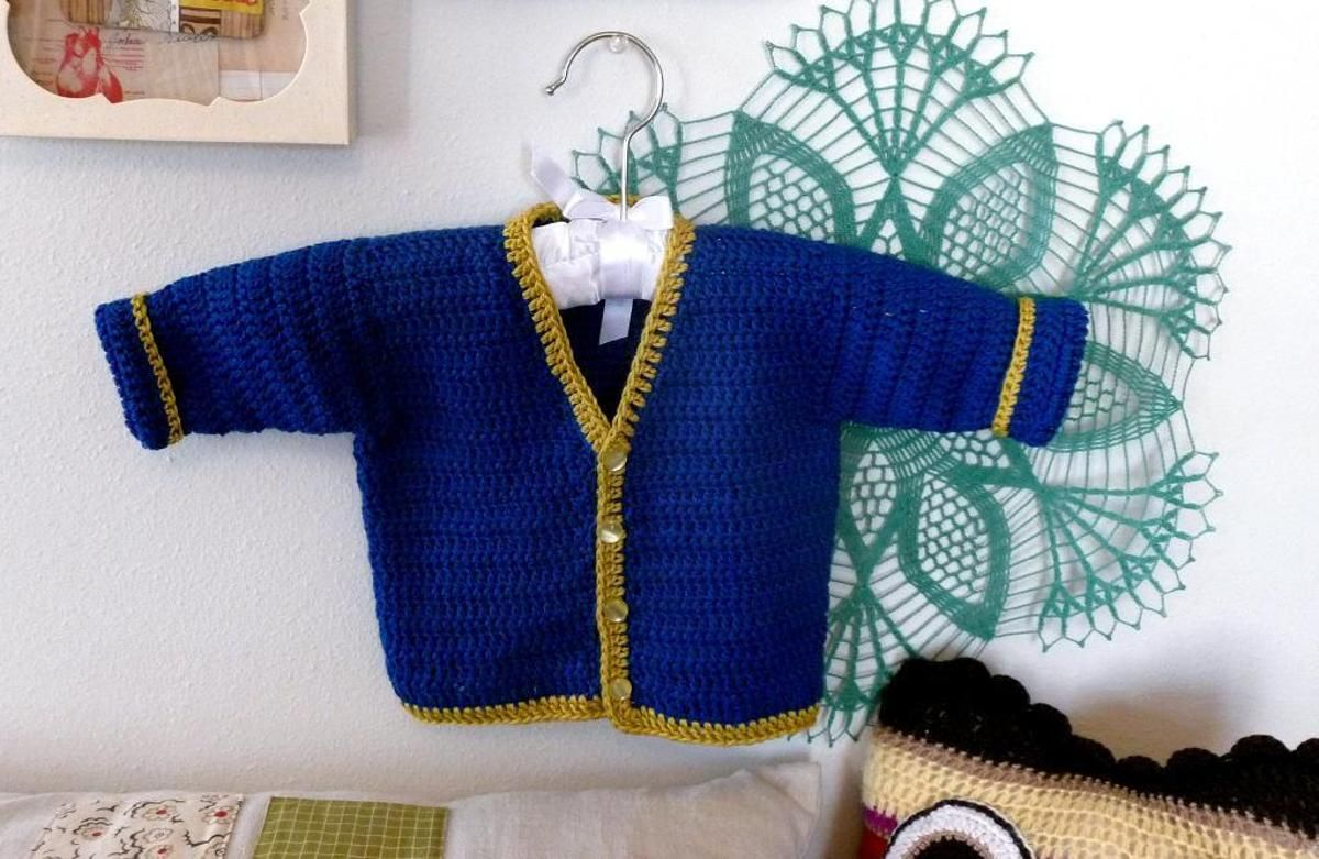 8edb14f20715 Beyond Rectangles Baby Cardigan