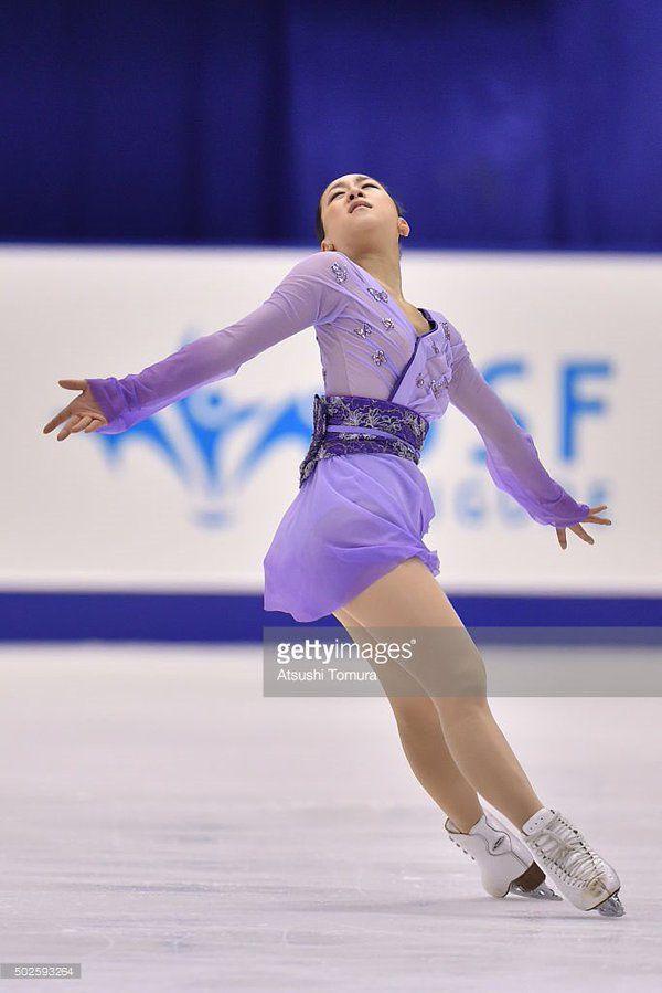 : Japan Figure Skating Championships 2015-16