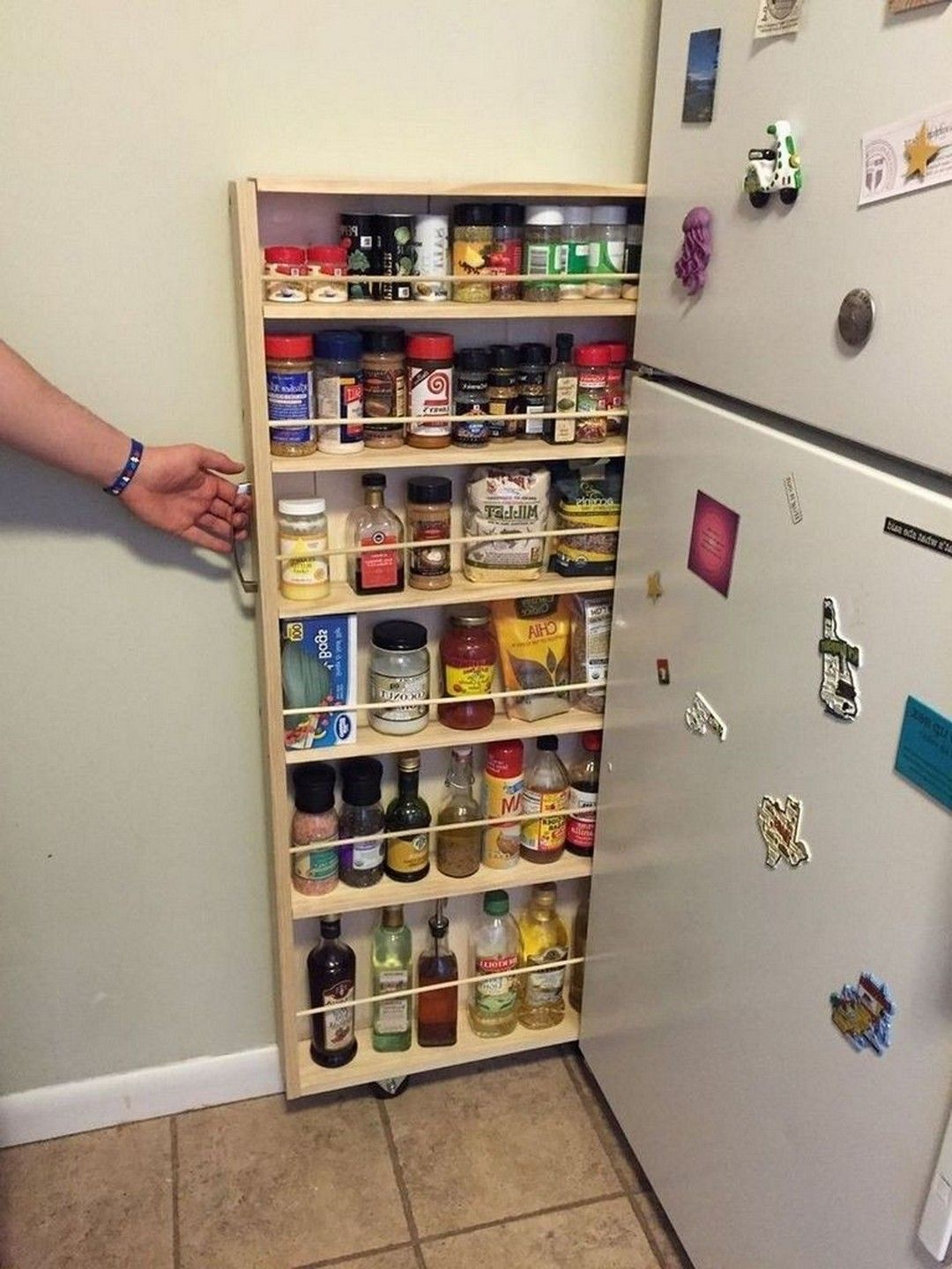 Hidden Storage Ideas for Small Spaces