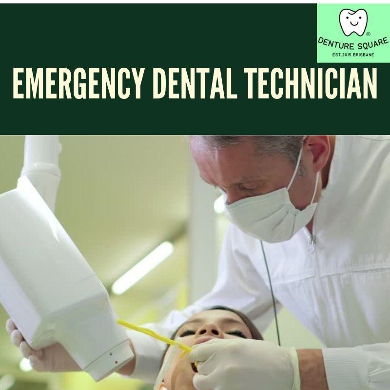 Denture repair dentist broken denture emergency dental