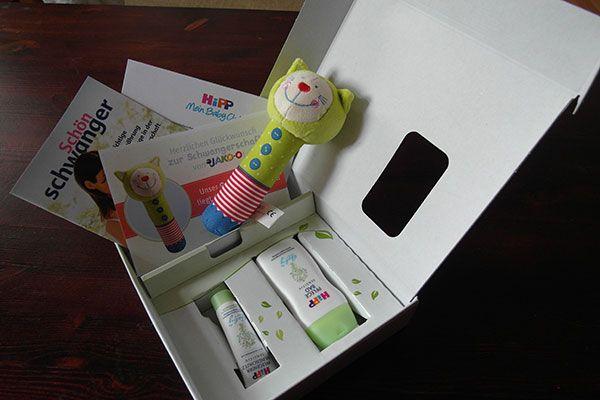 Hipp schwangerschaft geschenk