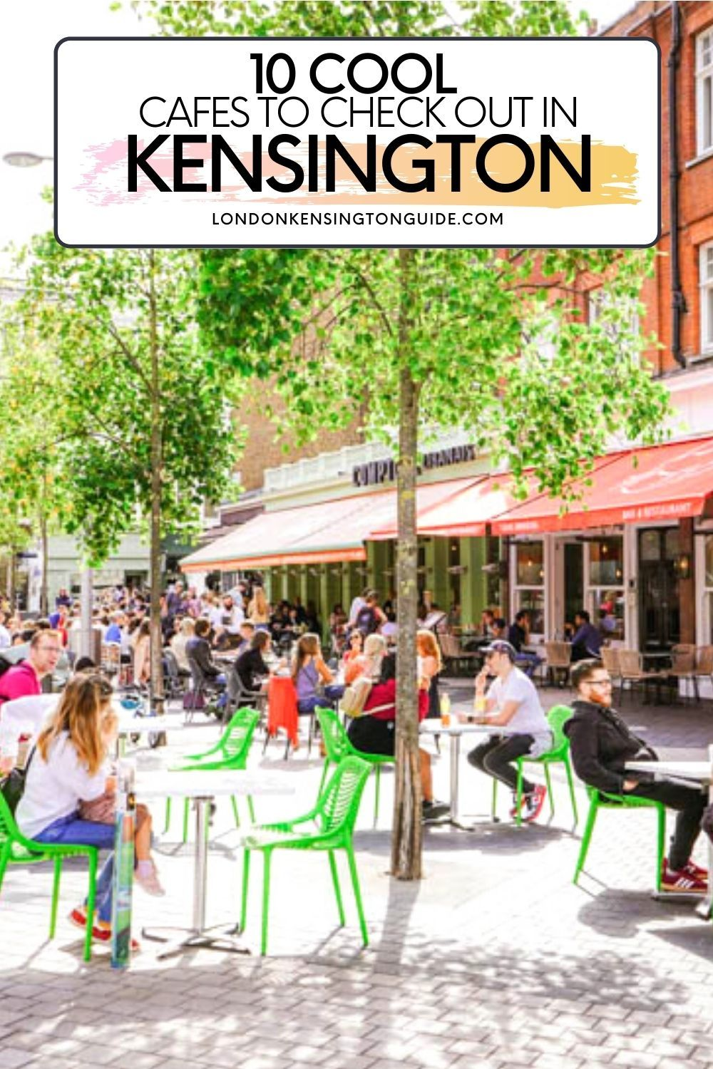 Best Cafes In Kensington London In 2020 Travel Guide London Wales Travel London Sightseeing