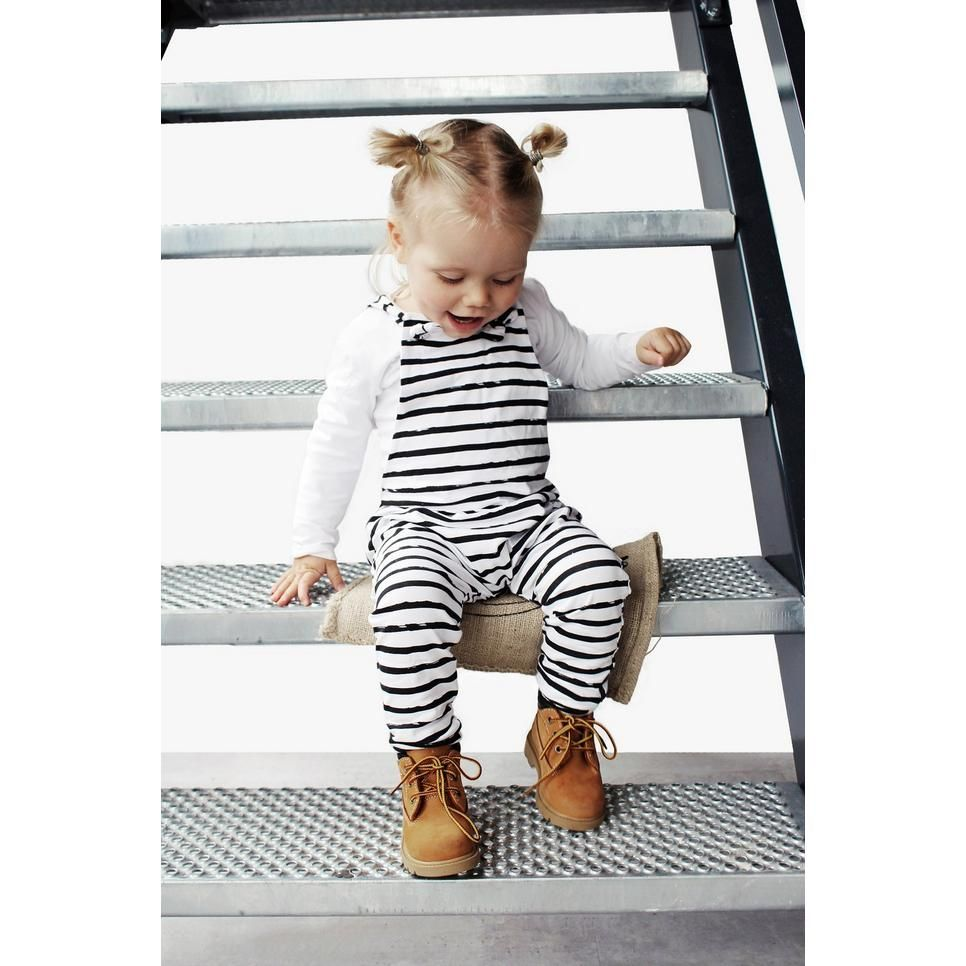 stoere kleding baby