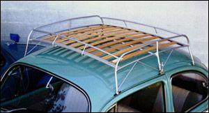 VW Roof Racks For Volkswagen Wood Roof Racks Vintage  