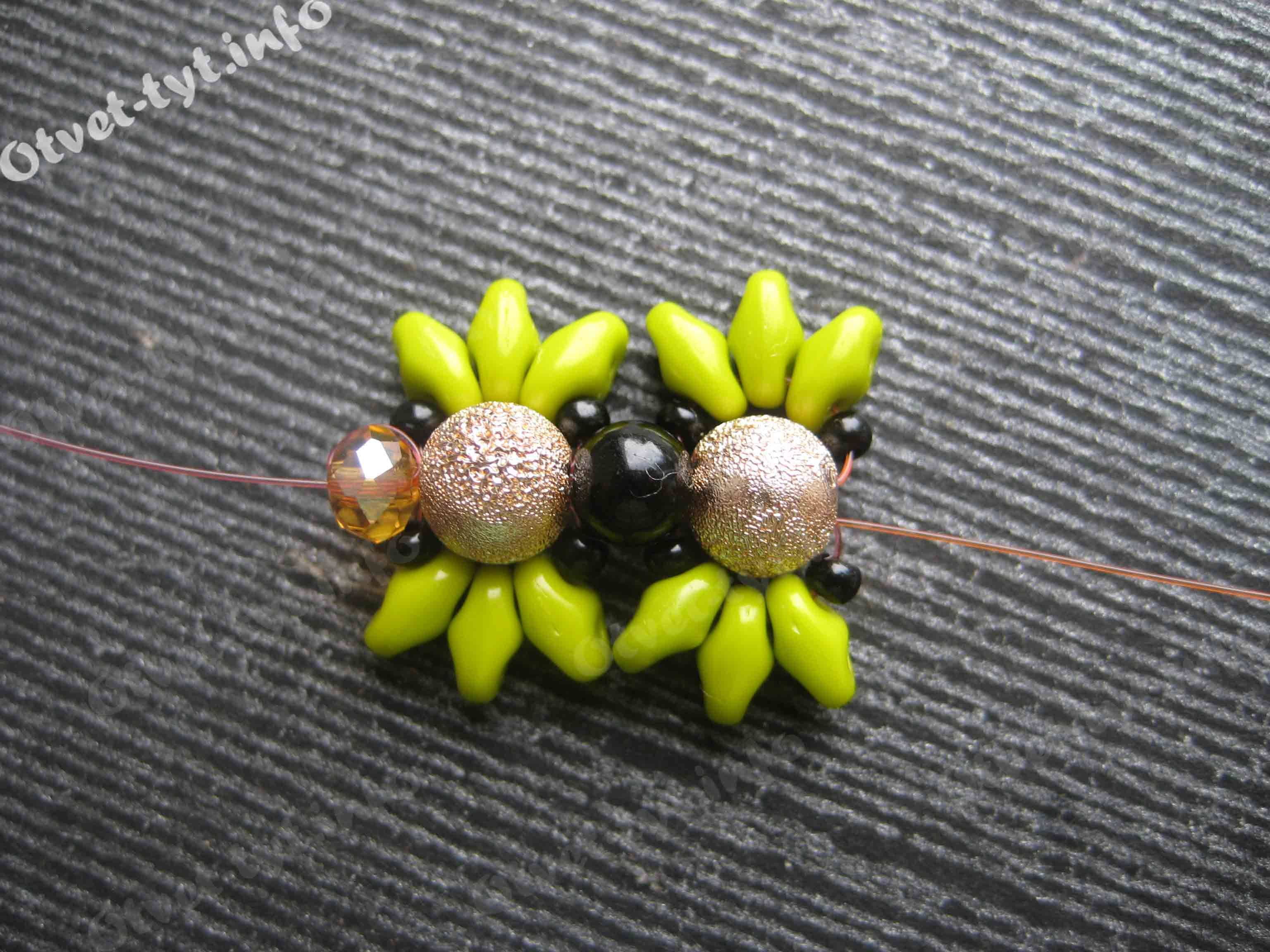Tutorial on Russian beading site