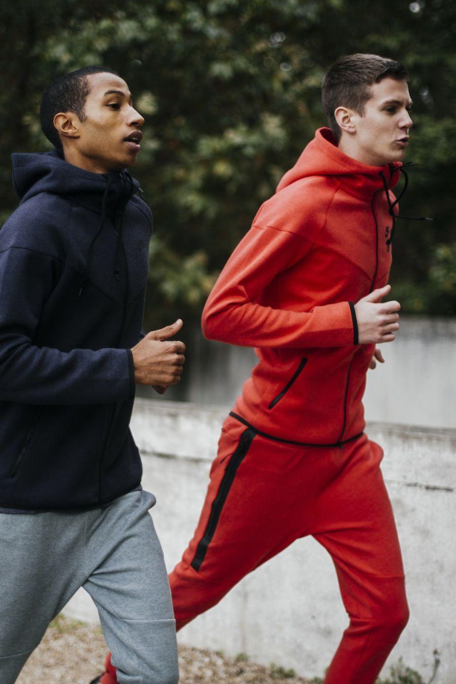 Editorial Nike Collection Tech Pack Fleece par