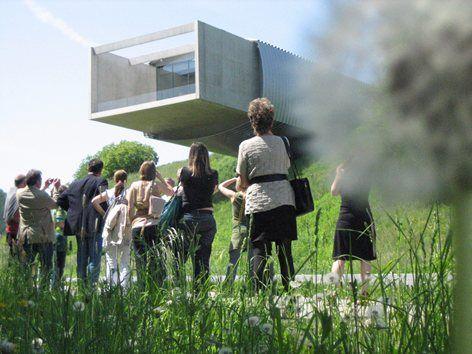 Museum Liaunig, Neuhaus, 2015 - Querkraft architekten