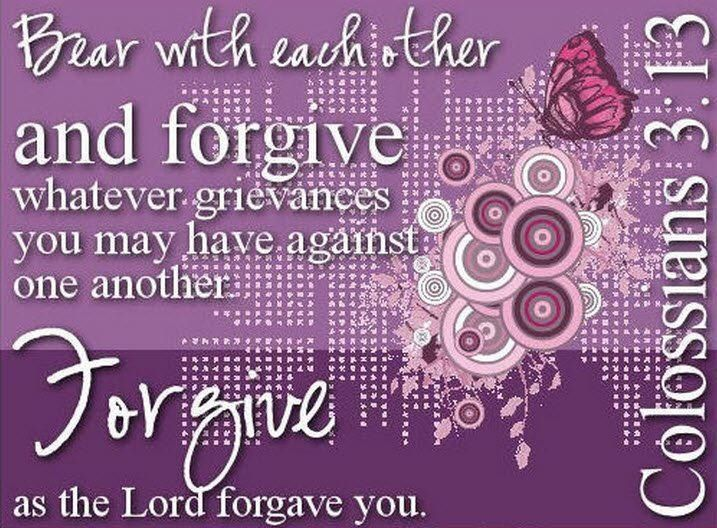 #Forgiveness | Forgiveness christian, Christian quotes ...