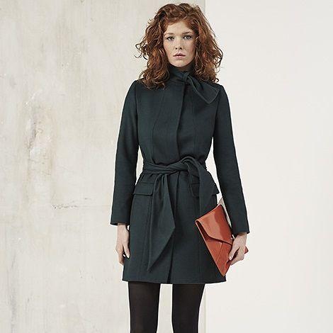 Nouvelle collection IKKS automne hiver 2016-2017   women s fashion ... 8c3af4d0a184