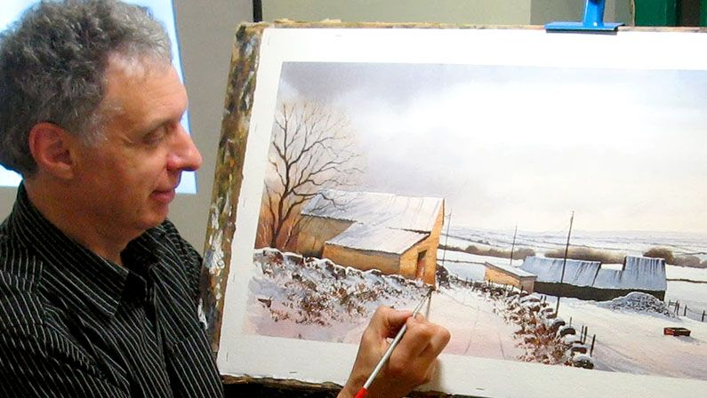 Amazing List Of Watercolor Artists Watercolor Artist