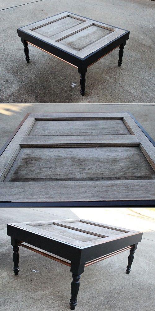 NEW COFFEE TABLE | Seventeen doors