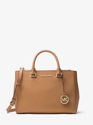 3dc467d2096b14 Michael Kors Kellen Saffiano Leather Satchel #handbags | Handbags ...