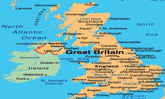 Imagen De Http Www Vuelo Barato Co Europa Mapas Reino Unido Gif