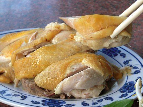 Chicken side dish for chicken pho, from now-closed Pho Bolsa, Little Saigon, Garden Grove CA.