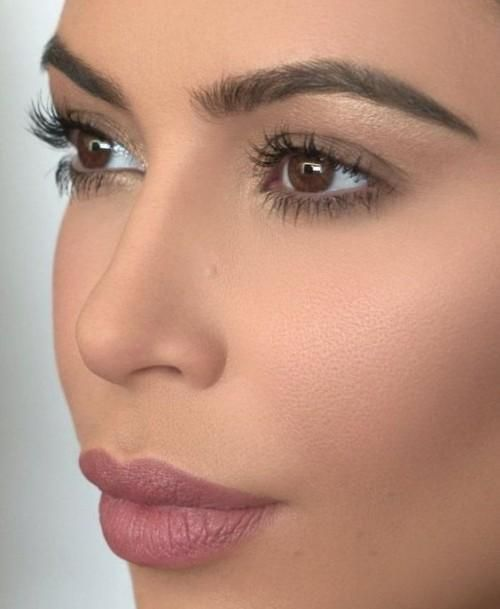 366b3a2b4bb Looking for a similar lipstick shade that Kim Kardashian is wearing ...