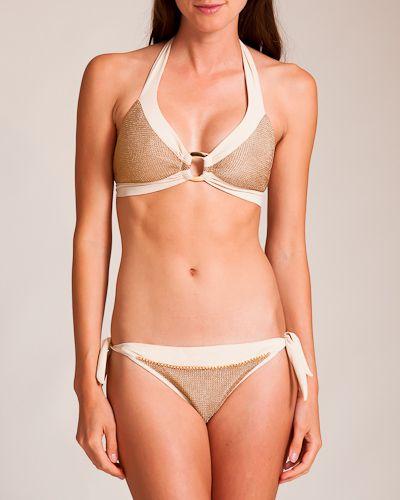 Christies Swimwear: Baleari Halter Bikini at Nancy Meyer