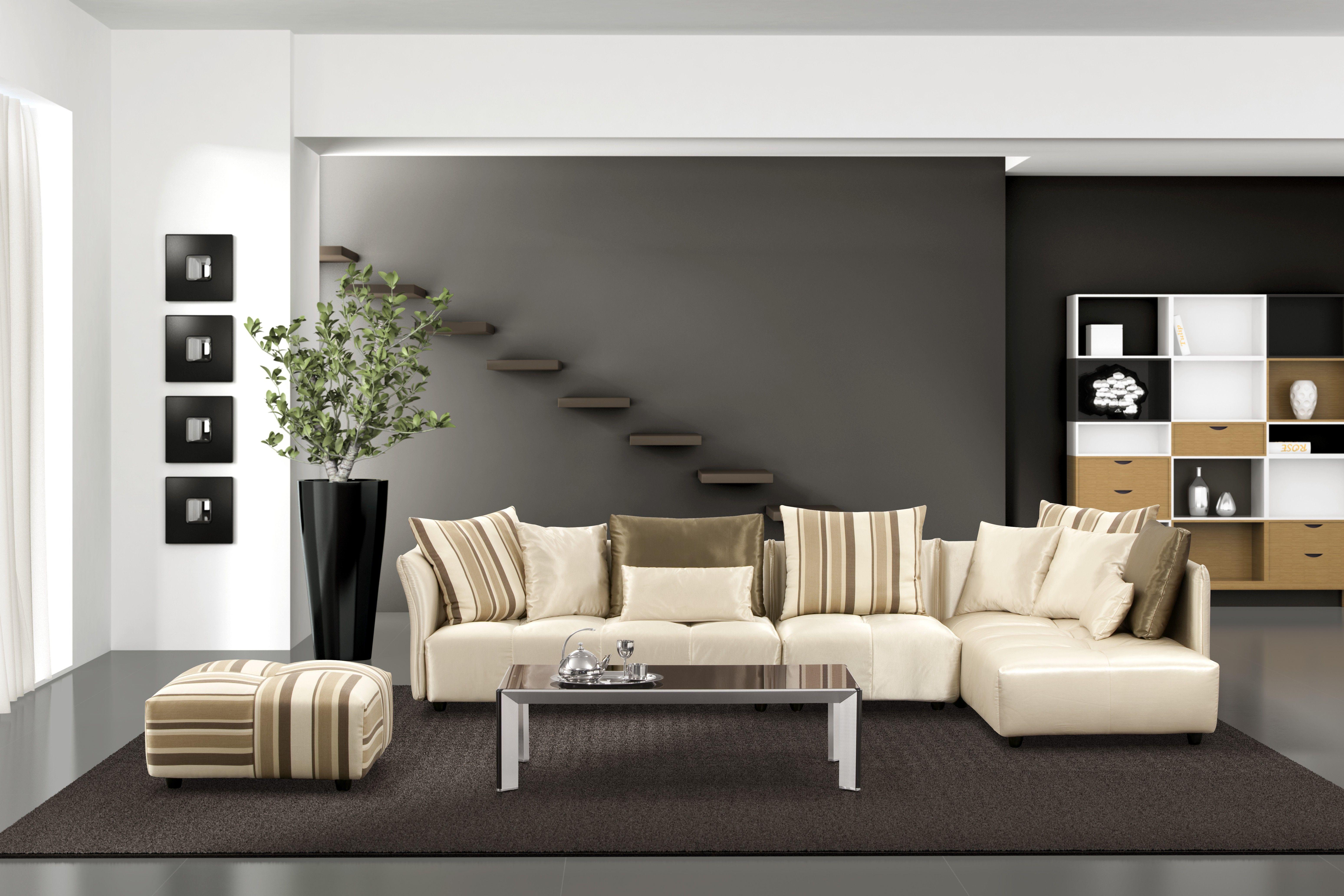 Modern Living Room Picture Modern Living Rooms ultra modern living ...