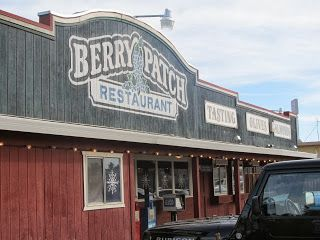 Berry Patch Restaurant Orland California
