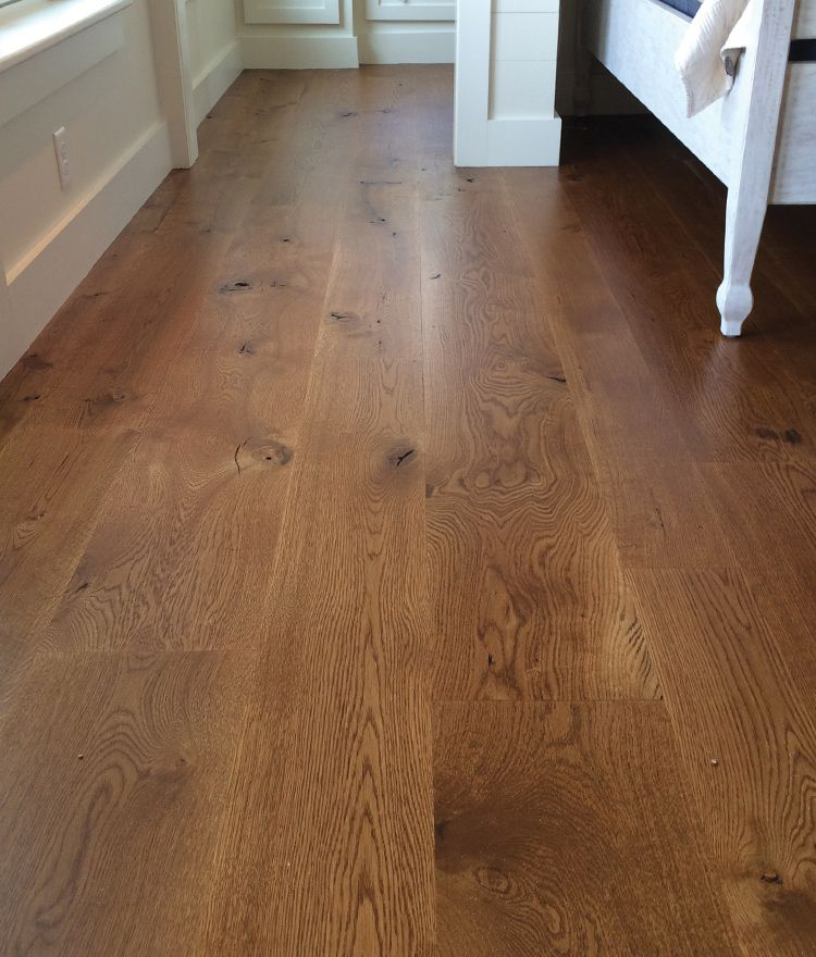 White Oak Plank Flooring Live Sawn In 2019 Floors
