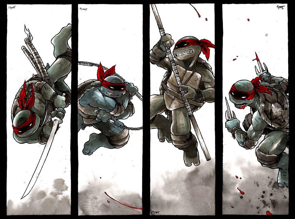 New Ninja Turtles Movie To Start Shooting This Year Tmnt Teenage Mutant Ninja Turtles Movie Tmnt Wallpaper
