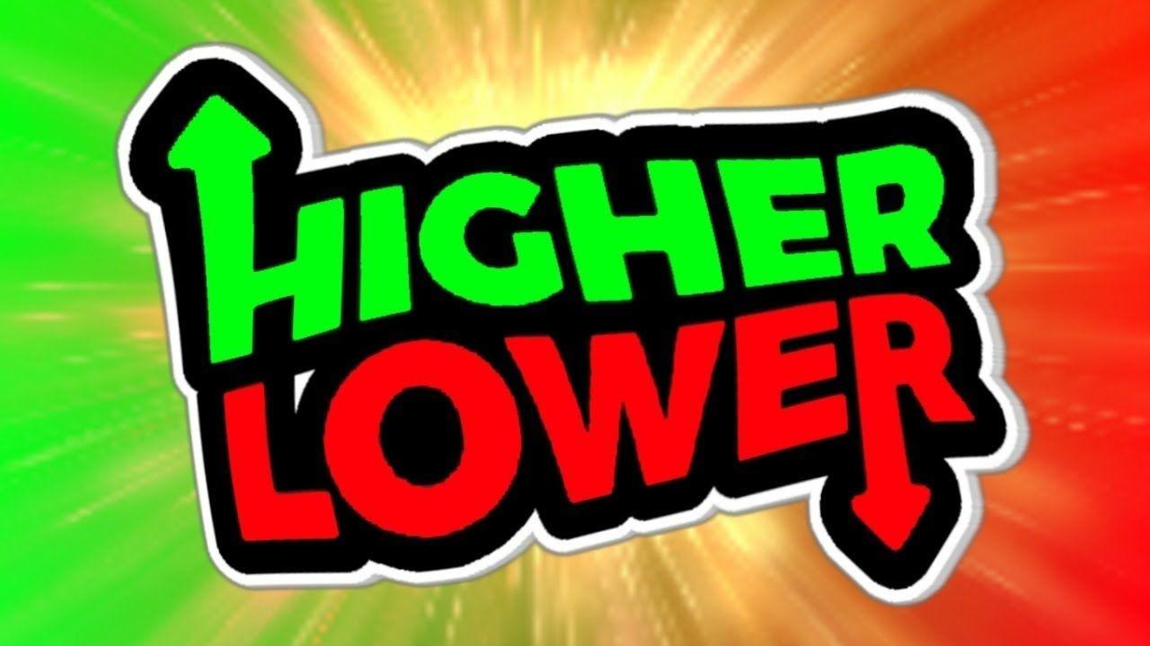 Google Higher or Lower | Que busca la gente en internet