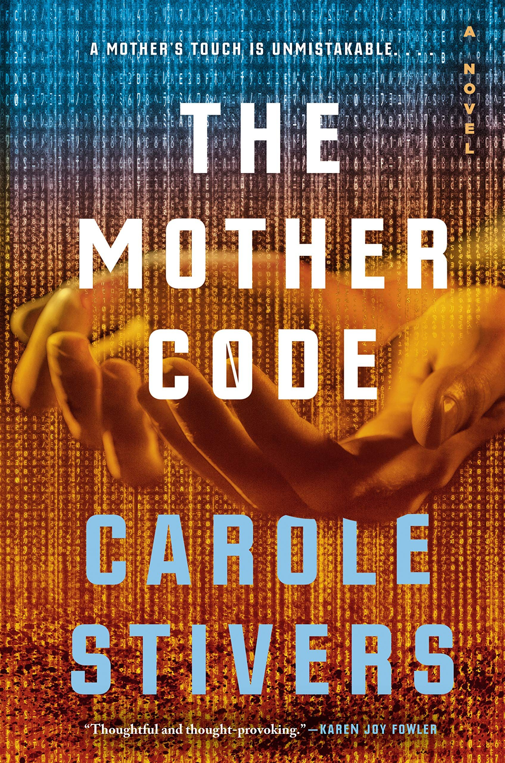 Pdf The Mother Code By Carole Stivers In 2020 Books To Read Online Books To Read Sci Fi Books