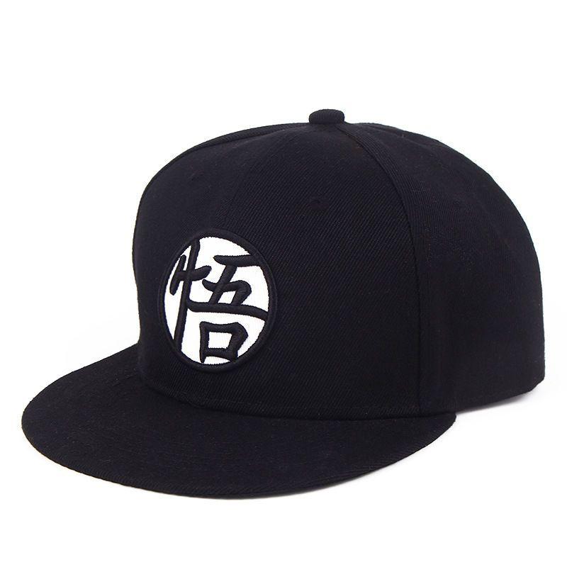 Baseball Hat Hip Hop Caps Dragon Ball Z Goku Casual Baseball Anime Cosplay 975dac7f6d25