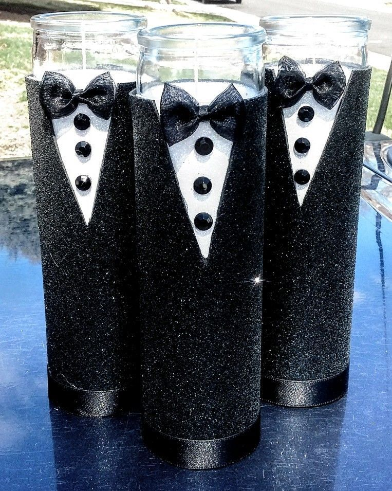 Tux Candle Centerpieces Omyg21things Etsy Com 50thbirthday 50th Birthday Cent In 2020 50th Birthday Party Ideas For Men Mens Birthday Party Elegant Birthday Party