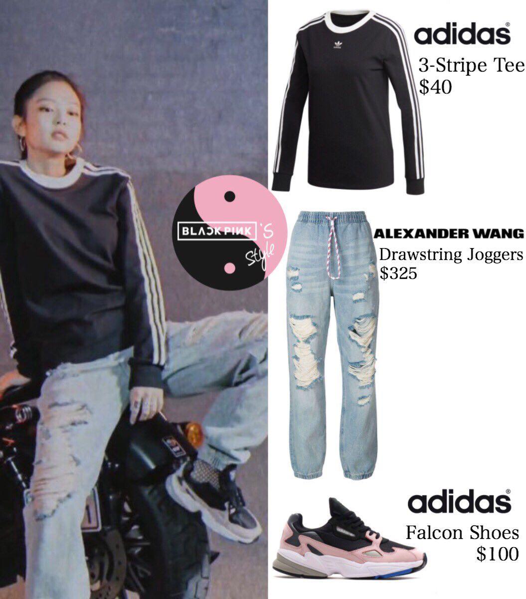 Blackpink S Style On Blackpink Fashion Korean Outfits Bts