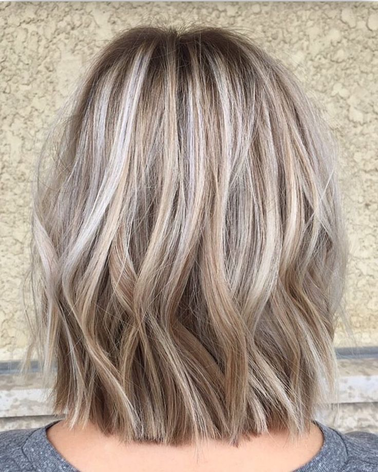 best hair color for gray coverage - Bing images