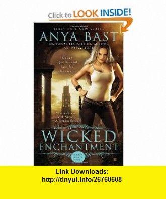 Wicked Enchantment (Dark Magick, Book 1)