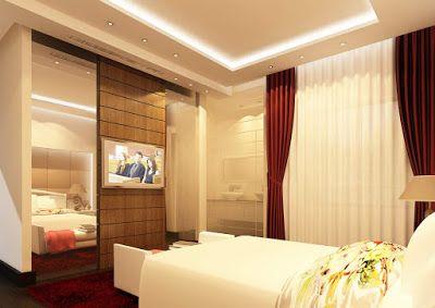 ديكورات وافكار تناسب مع غرف النوم الصغيرة بالصور Home Decor Home Decor
